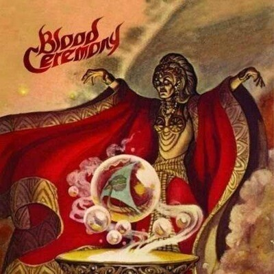 Blood Ceremony ‎- Blood Ceremony LP (oro) 30th Anniversary