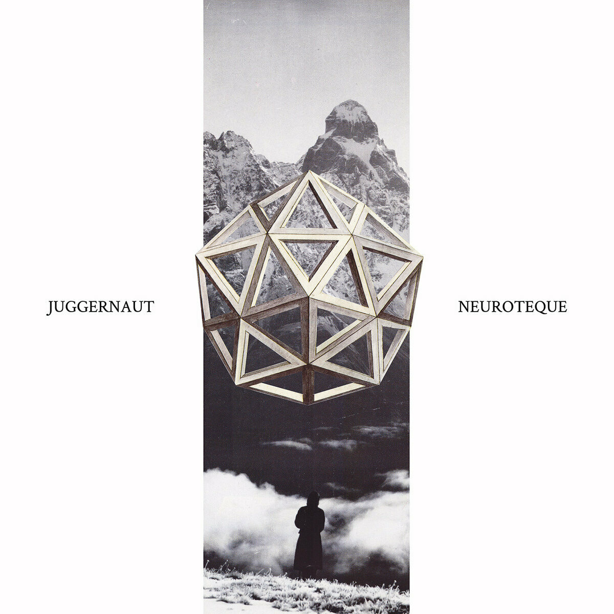Juggernaut - Neuroteque (Transparente) - LP - PreOrder