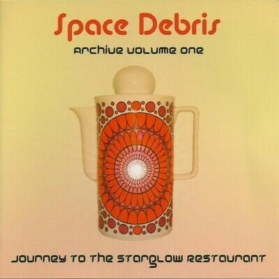 Space Debris - Journey To The Starglow Restaurant - 2LP - PreOrder