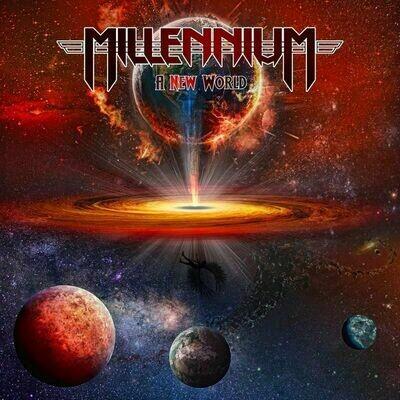 Millenium (Uk) - A New World - LP - PreOrder
