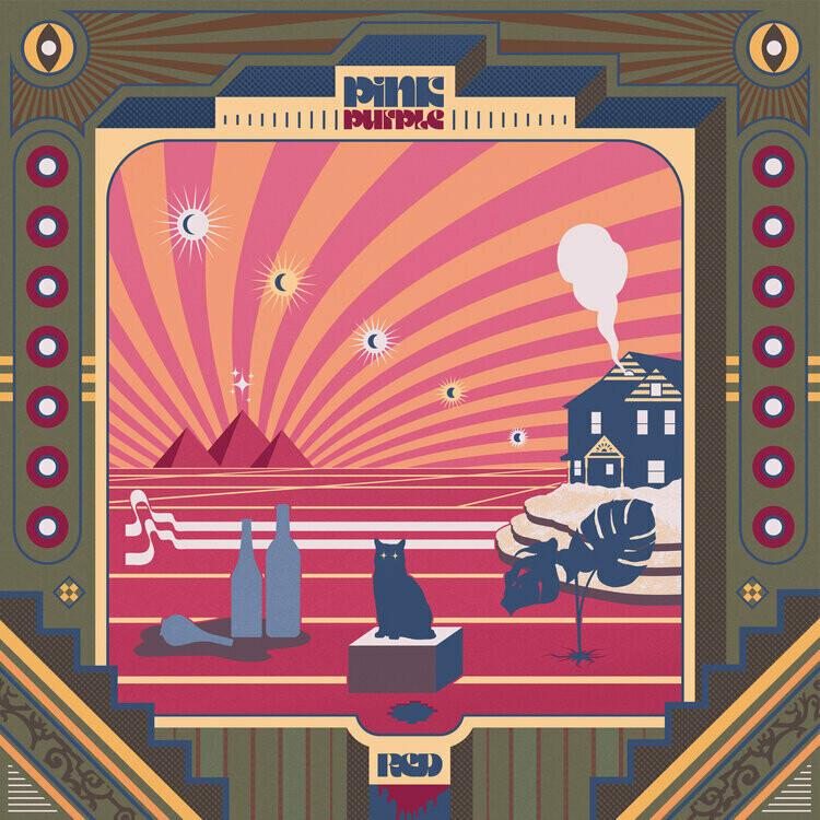 Pink Purple - Red - LP - PreOrder