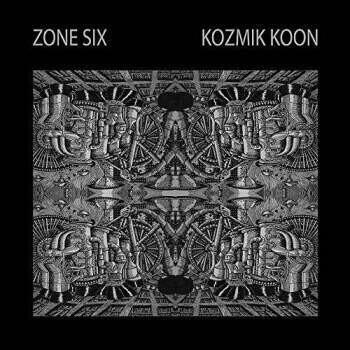 Zone Six - Kozmik Koon - LP - PreOrder