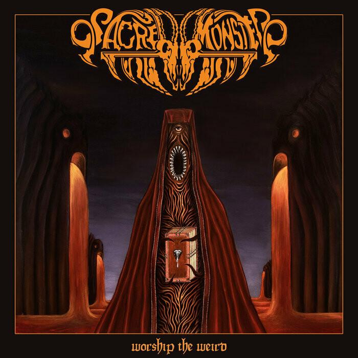 Sacred Monster - Worship The Weird - LP - PreOrder