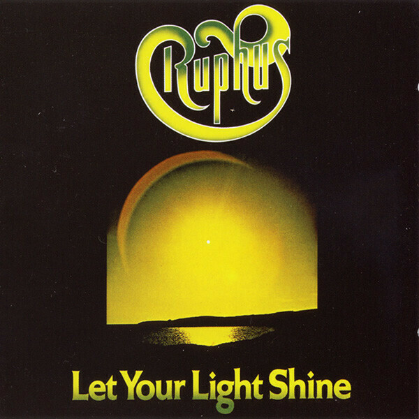 Ruphus - Let Your Light Shine - (lima) - LP - PreOrder​