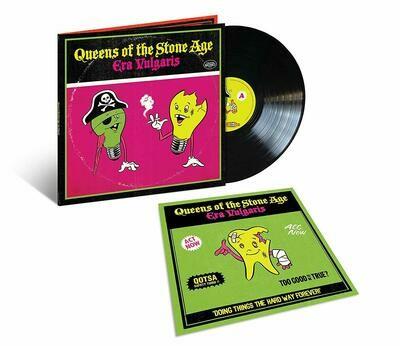 Queens of Stone Age - Era Vulgaris -LP - PreOrder