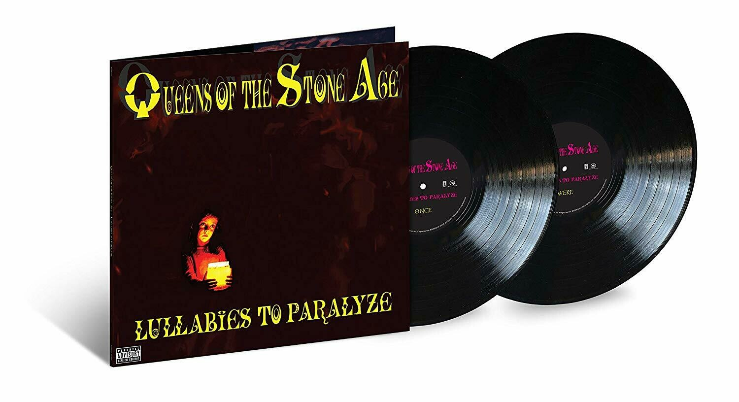 Queens of Stone Age - Lullabies To Paralyze - 2LP