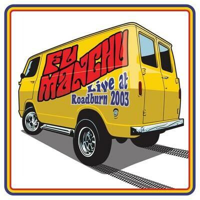 Fu Manchu - Live at Roadburn 2003 - 2LP -PreOrder