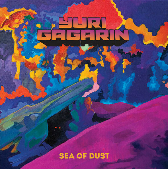 Yuri Gagarin - Sea Of Dust. EP 10""