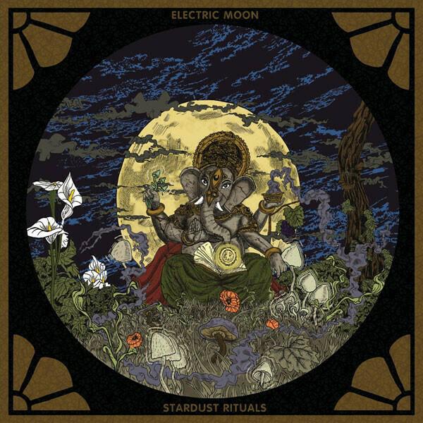 Electric Moon - Stardust Rituals LP (naranja)