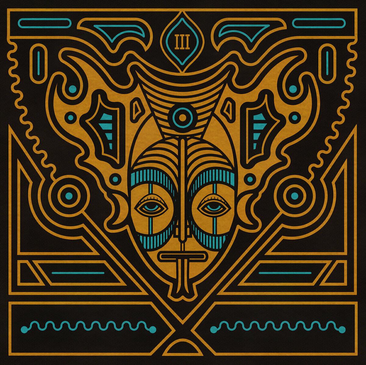 Naxatras - III - 3LP . Triple Gatefold. (RMAF Audiophile Album of the Year 2019)