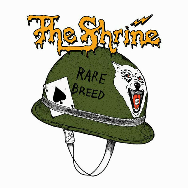 The Shrine ‎- Rare Breed - LP + CD