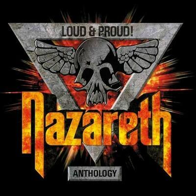Nazareth - Loud & Proud! Anthology - (color) 2LP