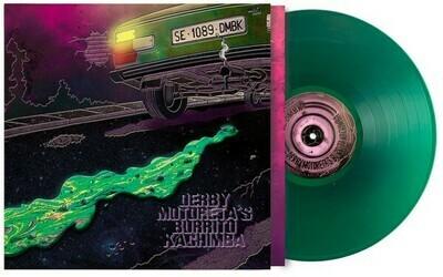 Derby Motoreta's Burrito Kachimba - Derby Motoreta's Burrito Kachimba - Kinkicolor (verde) - LP
