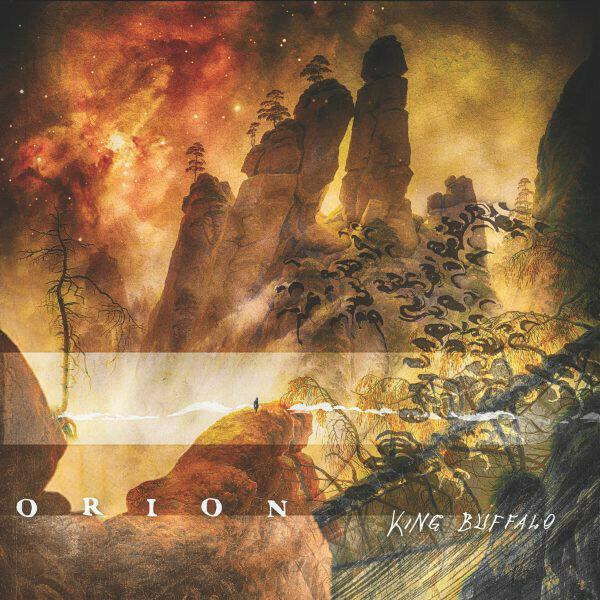 King Buffalo - Orion (naranja) - LP