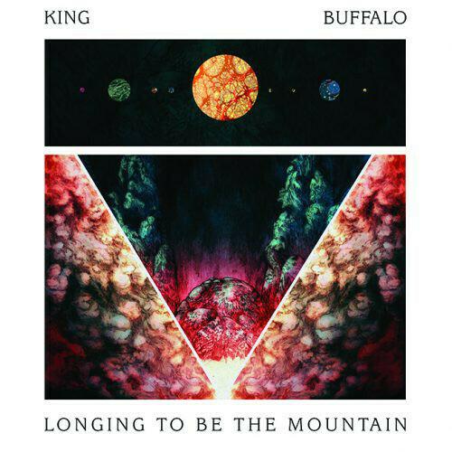 King Buffalo - Longing To Be The Mountain (plata) - LP