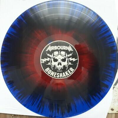 Airbourne - Boneshaker - (Blood In The Water Vinyl) LP