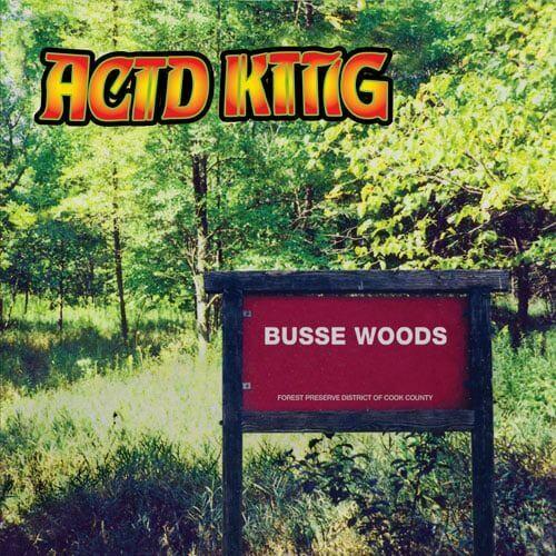 Acid King - Busse Woods (color) - LP