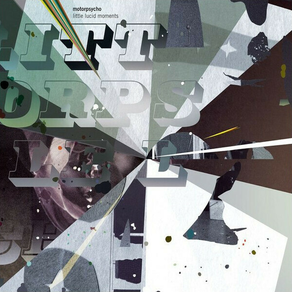 Motorpsycho - Little Lucid Moments - (Pine Green) 2LP