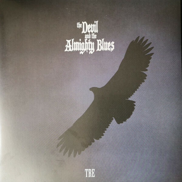 The Devil And The Almighty Blues - Tre  (Red) -LP