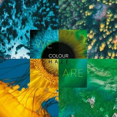 Colour Haze - We are - LP Splatter