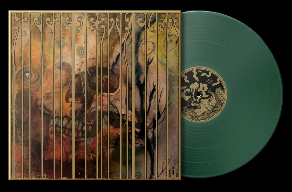 HIPPIE DEATH CULT - '111' LTD TREEHUGER GREEN EDITION REPRESS - LP