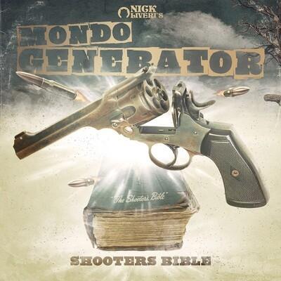 MONDO GENERATOR SHOOTERS BIBLE - LP (PreOrder)