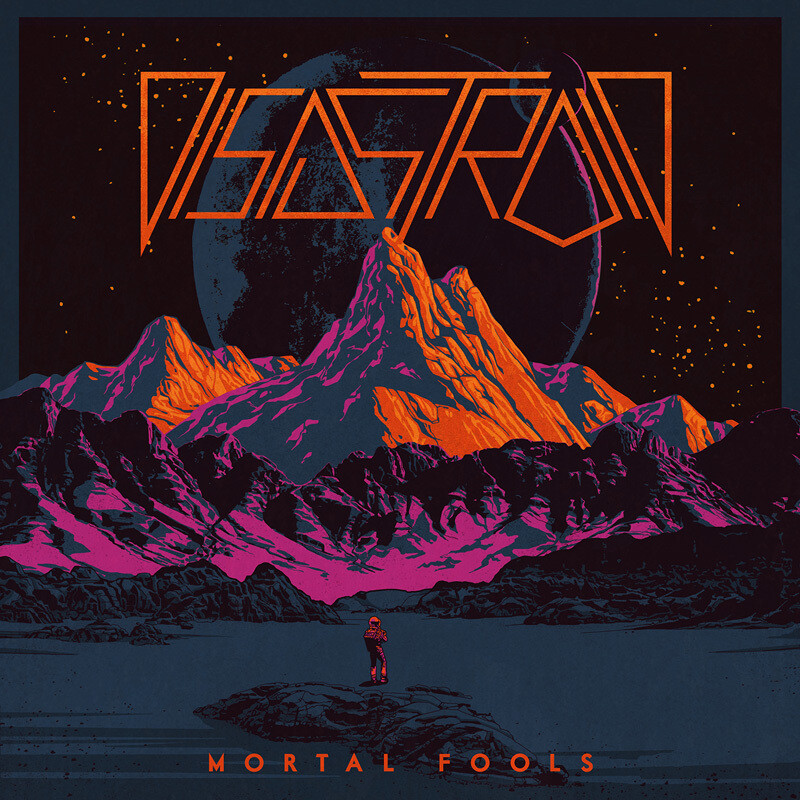 DISASTROID - MORTAL FOOLS - LP (PreOrder)