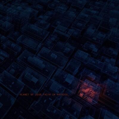 PLANET OF ZEUS - FAITH IN PHYSICS - LP (PreOrder)