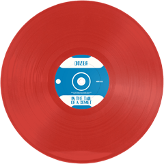 DOZER - IN THE TAIL OF A COMET - (Red) LP -(PreOrder)