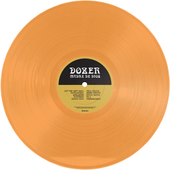 DOZER - MADRE DE DIOS - (Orange) LP - (PreOrder)
