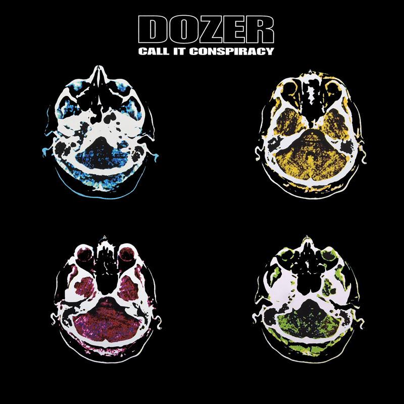 DOZER - CALL IT CONSPIRACY - LP - (PreOrder)