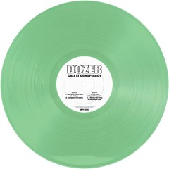 DOZER - CALL IT CONSPIRACY - (Green) LP - (PreOrder)