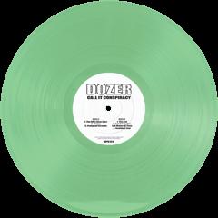 DOZER - CALL IT CONSPIRACY - (Green) LP - (PreOrder)