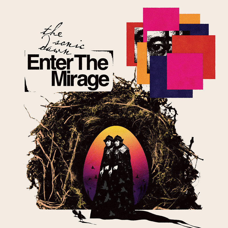THE SONIC DAWN - ENTER THE MIRAGE- LP - (PreOrder)