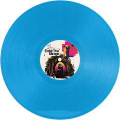 THE SONIC DAWN - ENTER THE MIRAGE- (Blue) LP - (PreOrder)