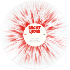BRANT BJORK - SELFTITLED - LP - Splatter (PreOrder)