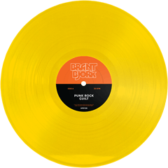 BRANT BJORK - PUNK ROCK GUILT - YELLOW LP - (PreOrder)
