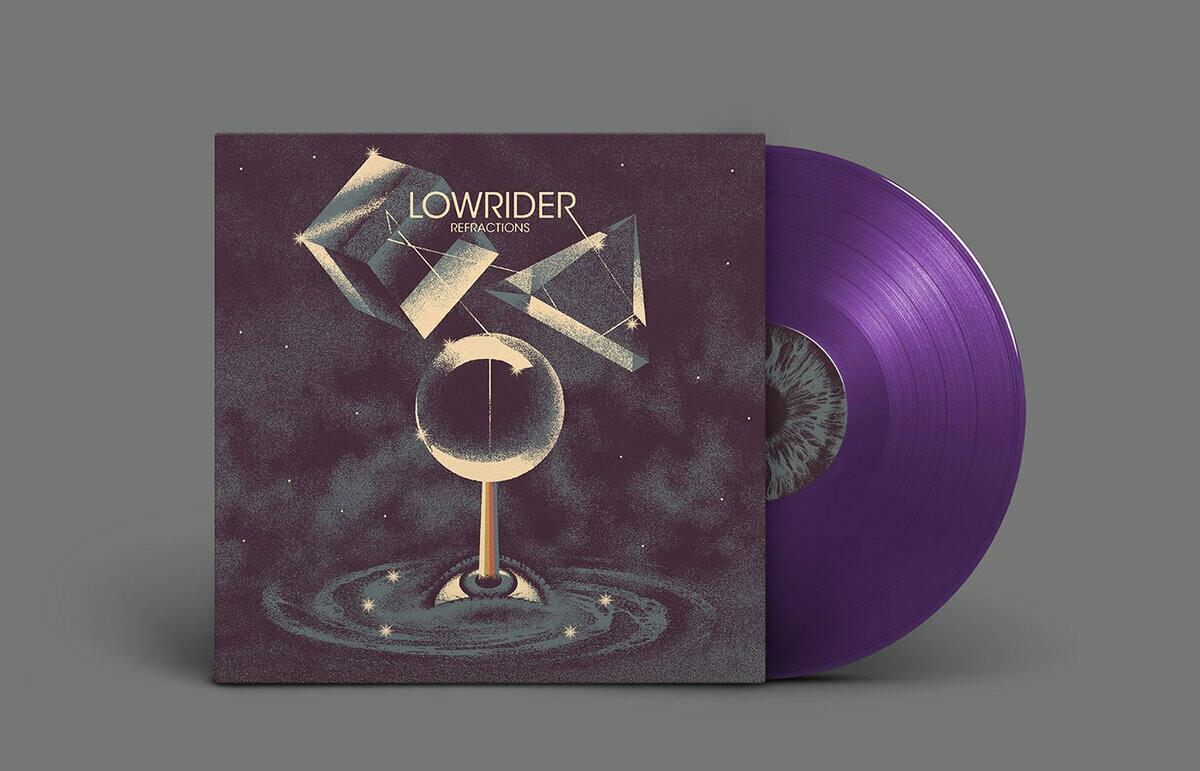 LOWRIDER - Refractions (Purple) LP- (PreOrder)