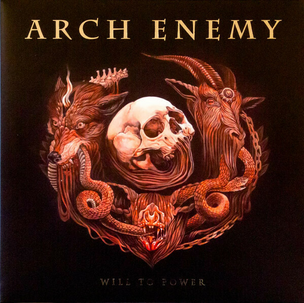 Arch Enemy - Will To Power LP+CD