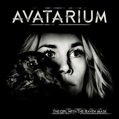 Avatarium - The Girl With The Raven Mask 2LP (carpeta VG+)