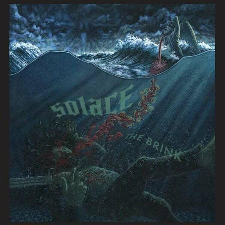 Solace - The Brink (Translucent Aqua & Translucent Sea Blue) - 2LP