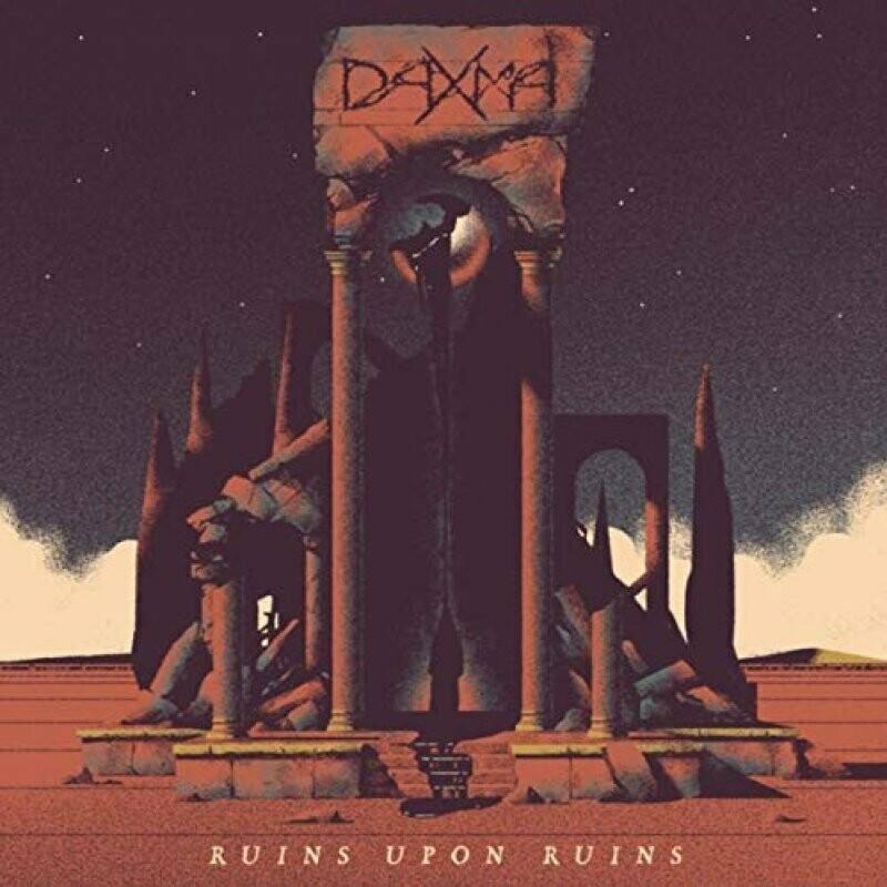 "Daxma - Ruins Upon Ruins- 12"" - PreOrder"