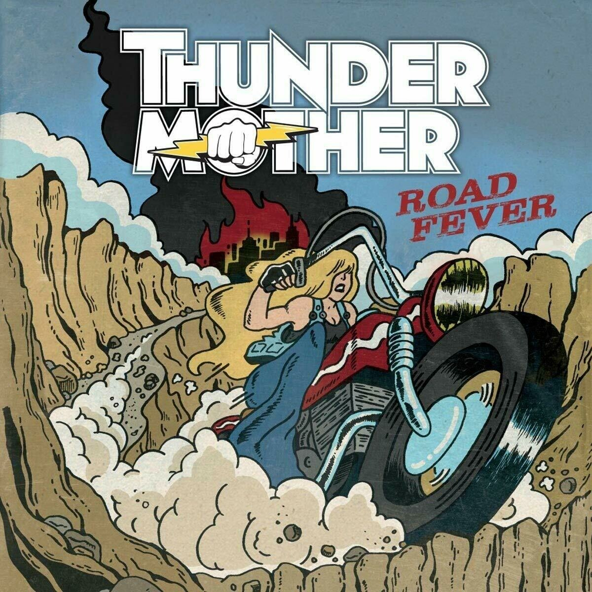 Thundermother - Road Fever - LP - PreOrder
