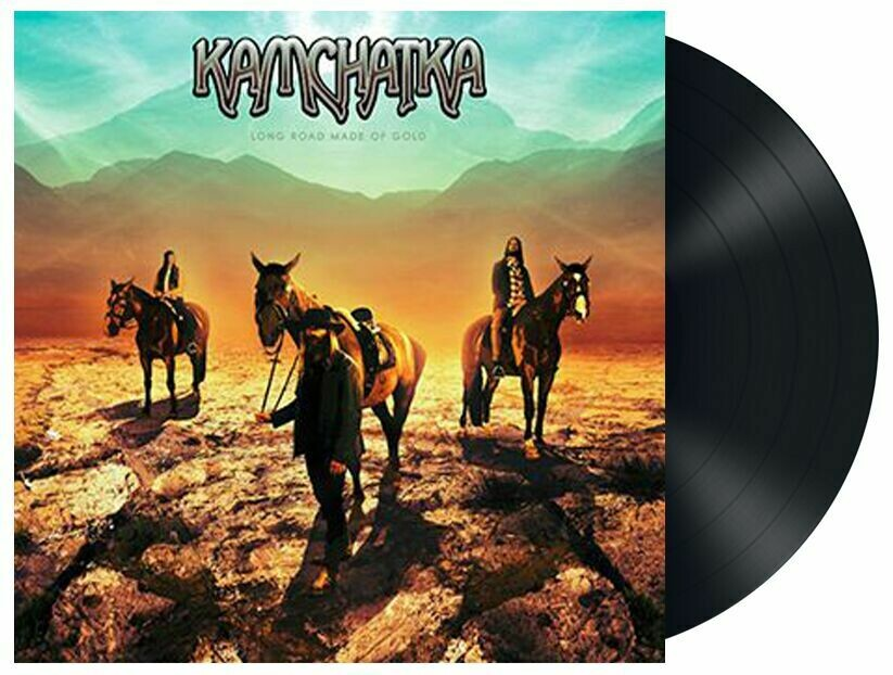 Kamchatka - Long Road Made Of Gold - LP - PreOrder