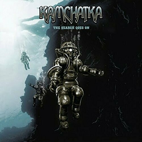 Kamchatka - The Search Goes On - LP - PreOrder
