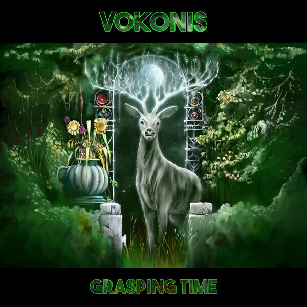 Vokonis - Grasping Time - LP - PreOrder
