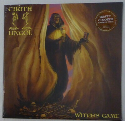 Cirith Ungol - Witch's Game (óxido marmóreo)