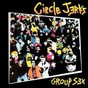 Circle Jerks - Group Sex (azul translucido)