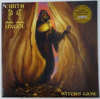 Cirith Ungol - Witch's Game (naranja pastel rojizo marmóreo)