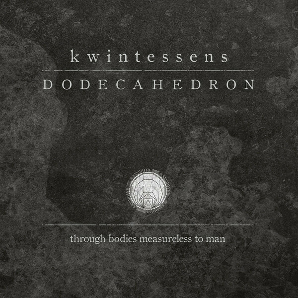 Dodecahedron - Kwintessens (transparente)